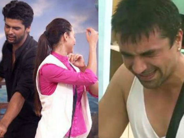 Kushal Gauhar's Love; Heartbreak For Ajaz