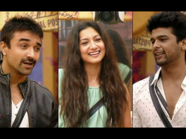Gauhar Kushal Love Turns Into A Triangle!