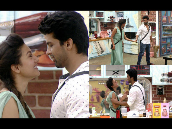 Kushal Proposed Gauhar On National Television