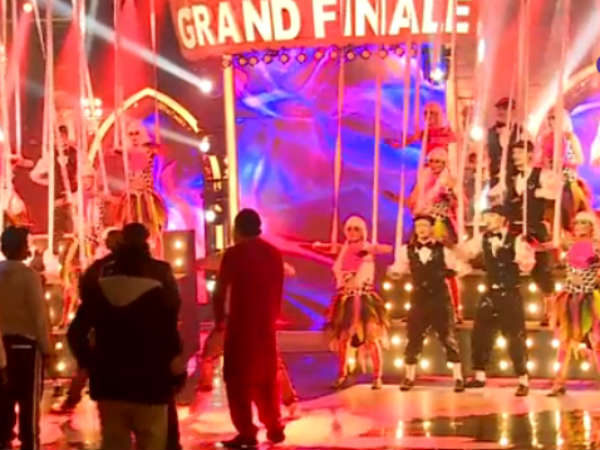 Bigg Boss 7 Season Finale Set