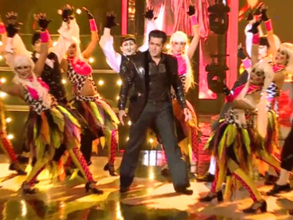 Salman Khan Performance For Bigg Boss 7 Grand Finale