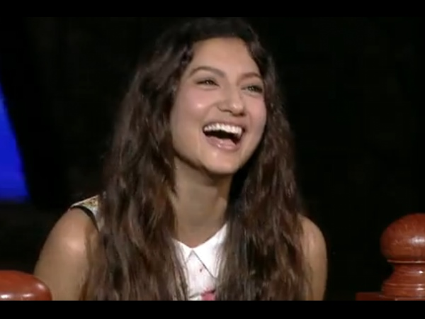 Gauhar Khan Winner