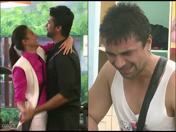 Gauhar Kushal Love Breaks Ajaz's Heart