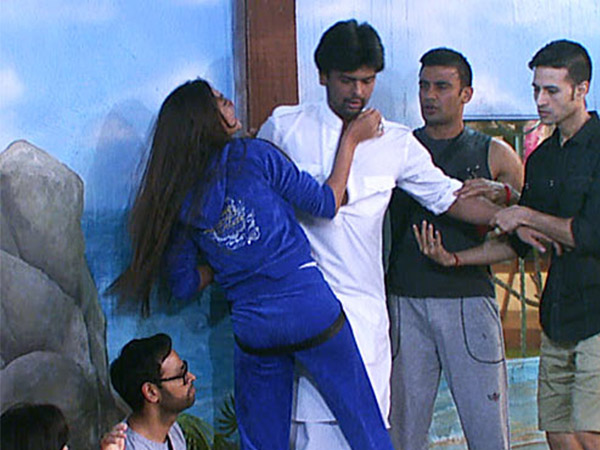 Kushal Fought For Her