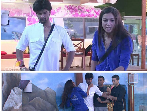 Gauhar Left For Kushal