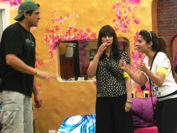 Armaan Tanisha Fight