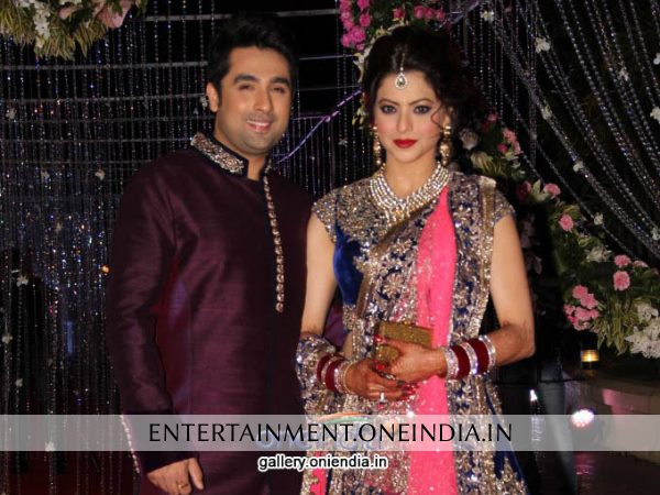 Aamna Sharif And Amit Kapoor
