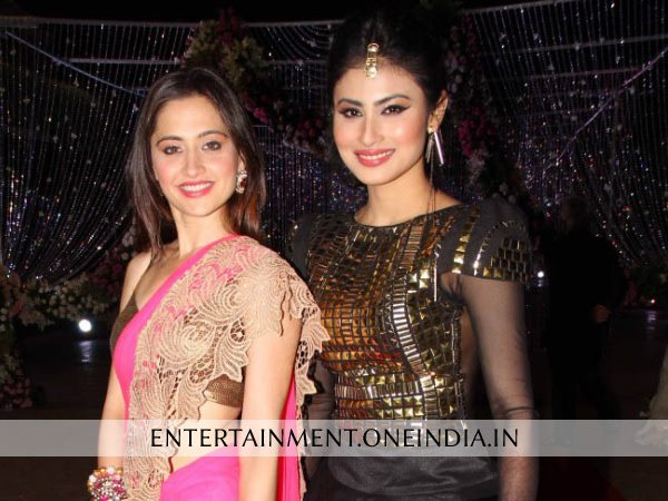 Sanjeeda And Mouni