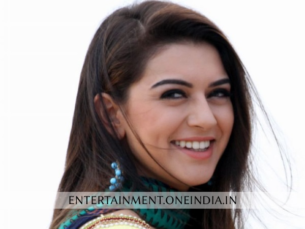 Hansika Celebrating New Year In New York