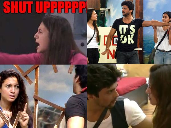 Gauhar's Dominating Stance