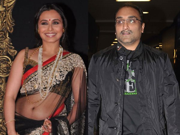 Rani and Aditya Chopra