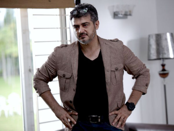 Ajith Kumar In Second Place