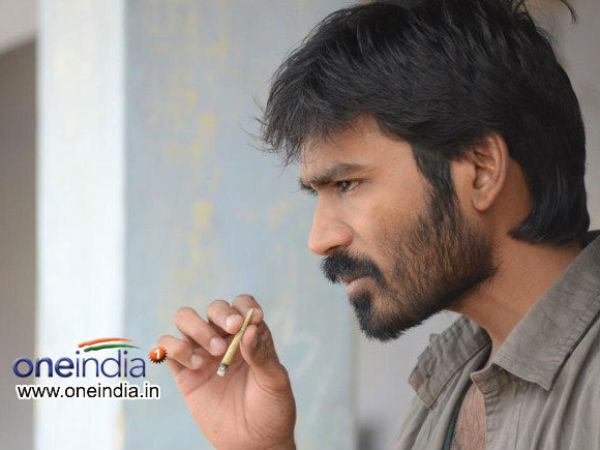 Dhanush In Sixth Place