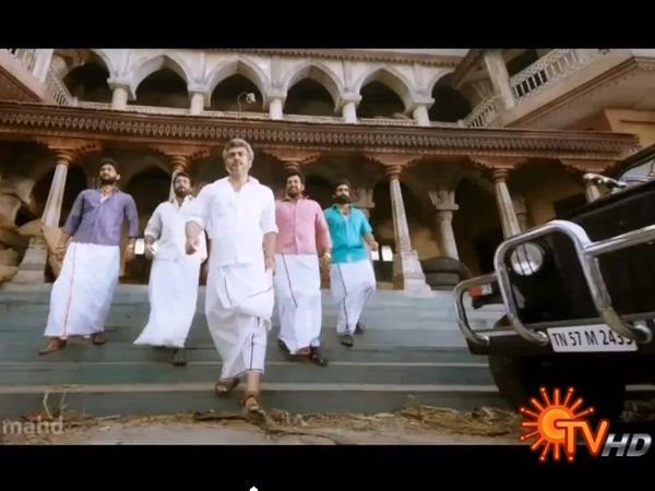 Watch Ajith's Action-Packed Veeram Trailer