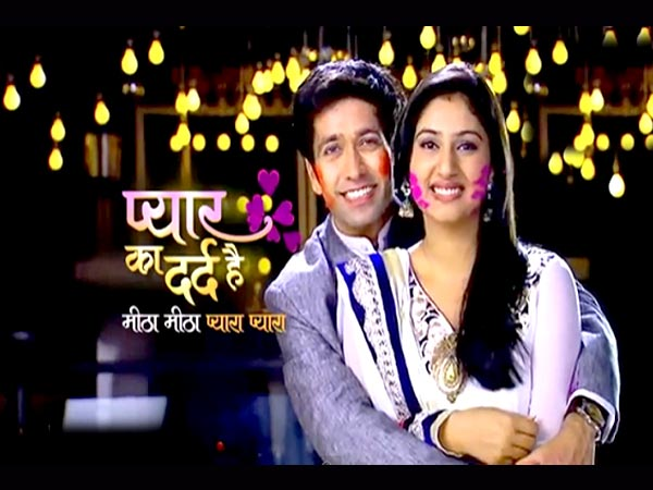 Pyaar Ka Dard Hai...: January 1st Written Episode