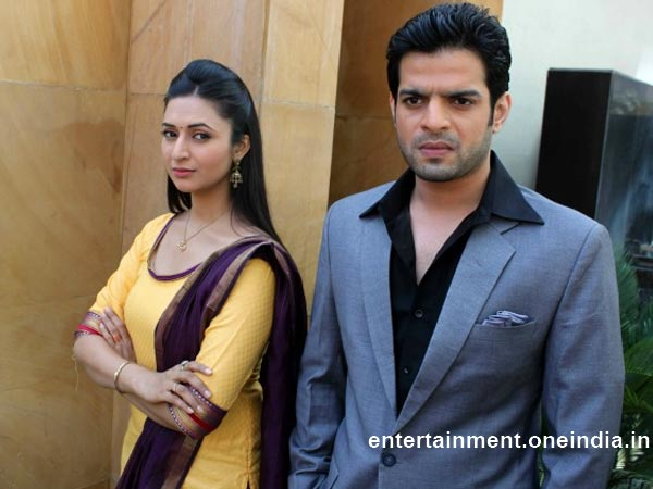 Karan, Divyanka Do Not Interact!
