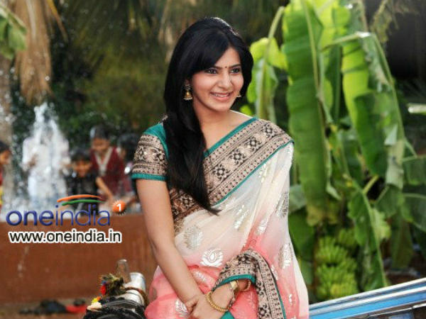 Samantha - Best Telugu Actress Of 2013