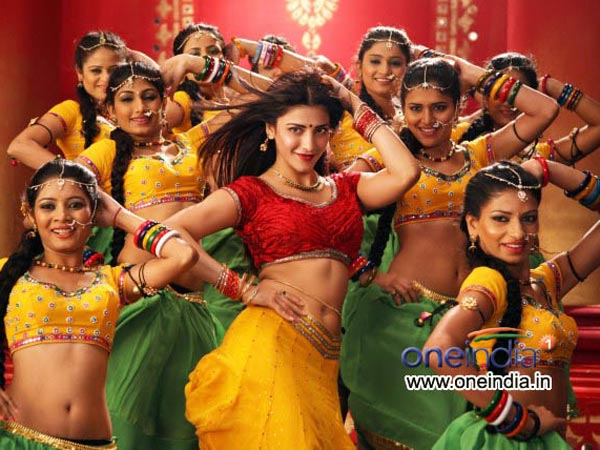 Shruti Hassan - 5th Best Telugu Actress Of 2013