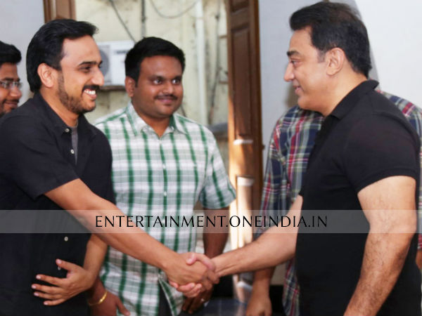 Why Kamal Was Nervous About KSS?