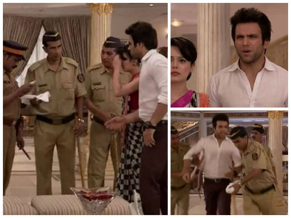 Arjun Arrested