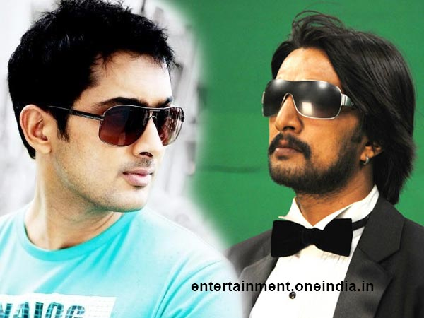 Sudeep Shocked By Uday Kiran's Death