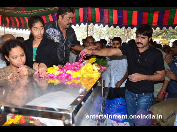 Srikanth's Homage To Uday Kiran