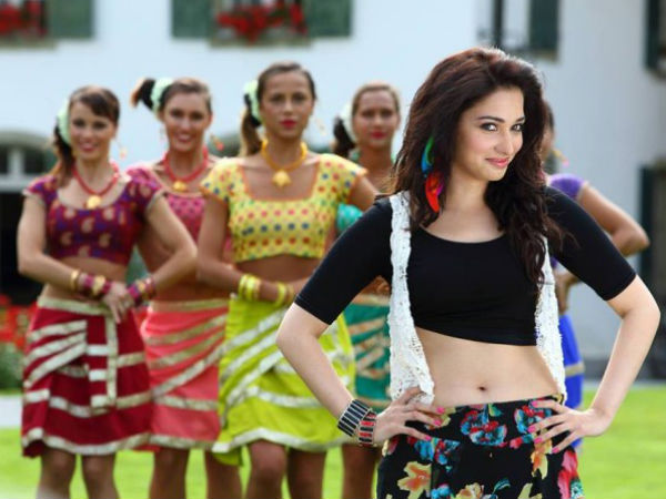 Tamanna Signed Without A Second Thought