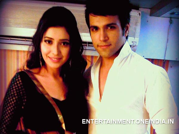 Purvi And Arjun
