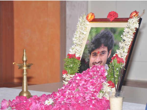 uday kiran family condolence press meet nandita