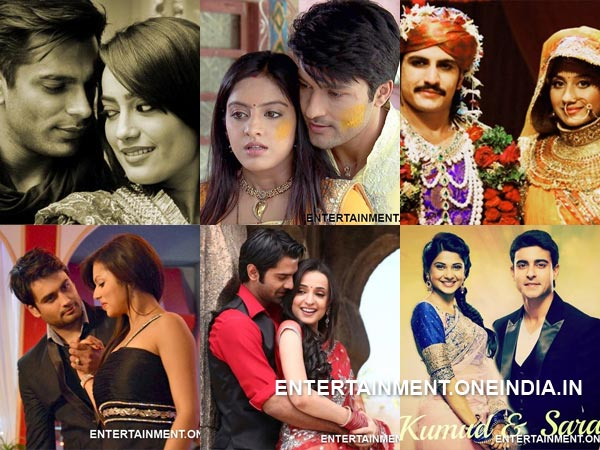 Love Stories On Indian Television