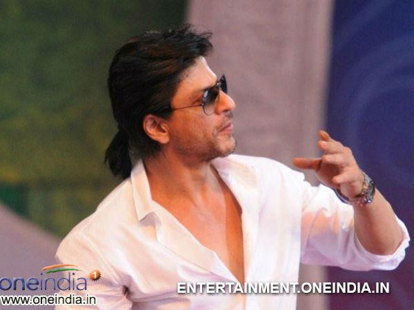 Shahrukh Supports Salman