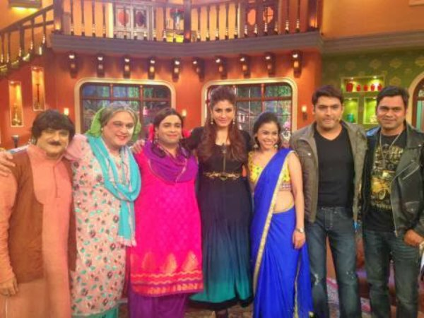 CNWK Team With Raveena