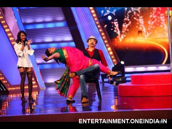 Bharti At Her Best