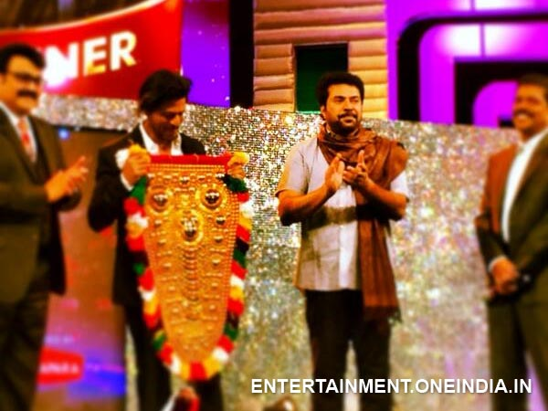 Asianet Film Awards 2014 - International Icon of Indian Cinema