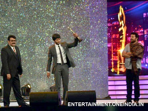 Asianet Film Awards 2014 - Youth Icon