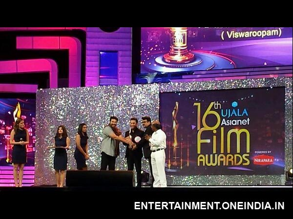 Asianet Film Awards 2014 - Best Tamil Actor