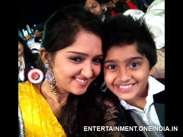Asianet Film Awards 2014 - Best Child Artist