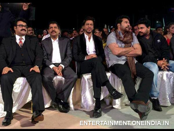 The Legends At 16th Asianet Film Awards 2014