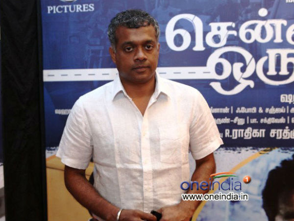 Gautham Menon Denies Cheating Allegations
