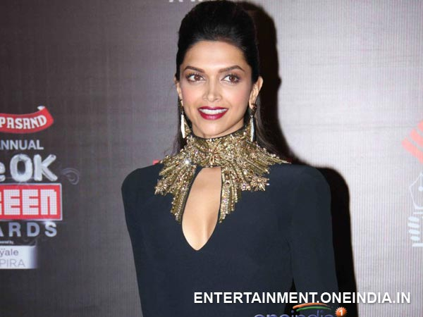 Deepika Padukone - Best Actress Award