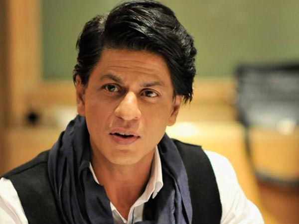 Shahrukh Back On TV