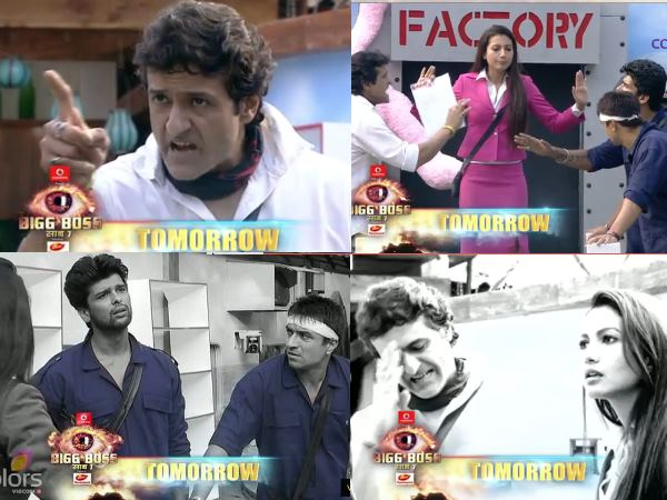Armaan And Kushal's Fights