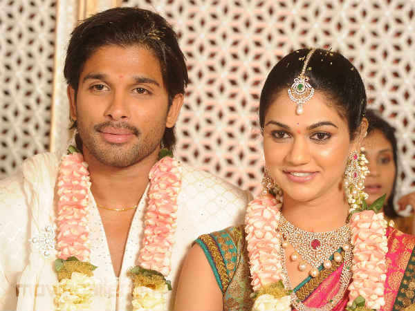 Allu Arjun S Wife Delivering A Baby Girl Is Completely
