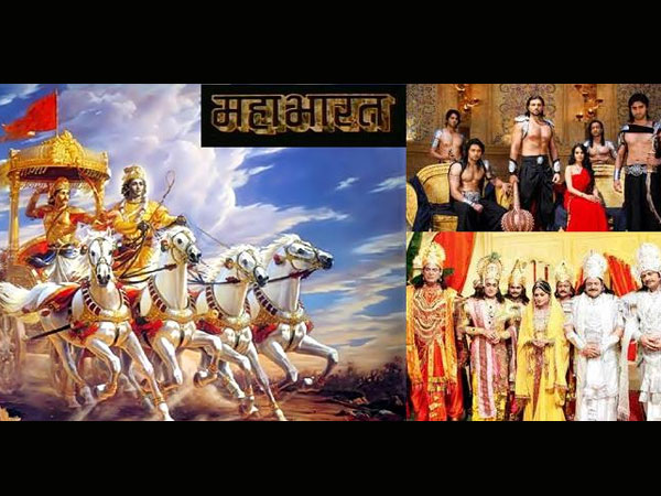 The mahabharat is considered as one of the greatest epics in the world