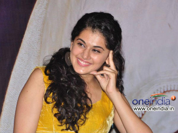 Taapsee Does Roped In For Vai Raja Vai