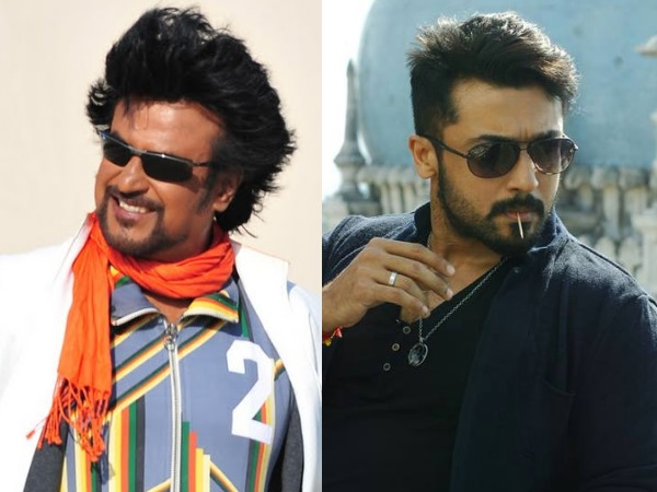 Surya's Anjaan Gets Rajinikanth's Wishes