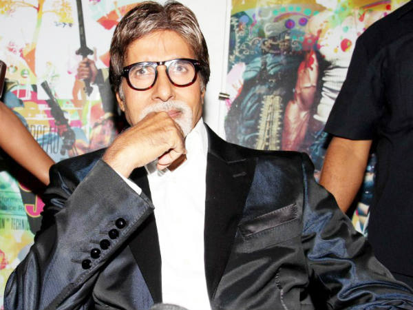 Big B Overwhelmed By Positive Respose For Sholay 3D
