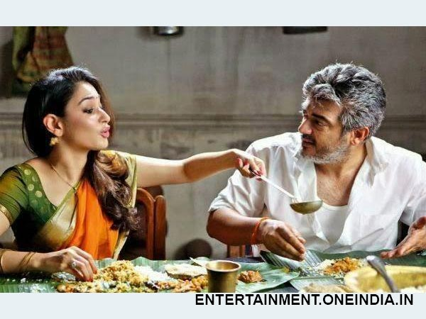Ajith's Movie Rocks At BO In First Week