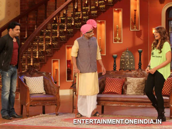 Bipasha Laughing On Comedy Nights With Kapil