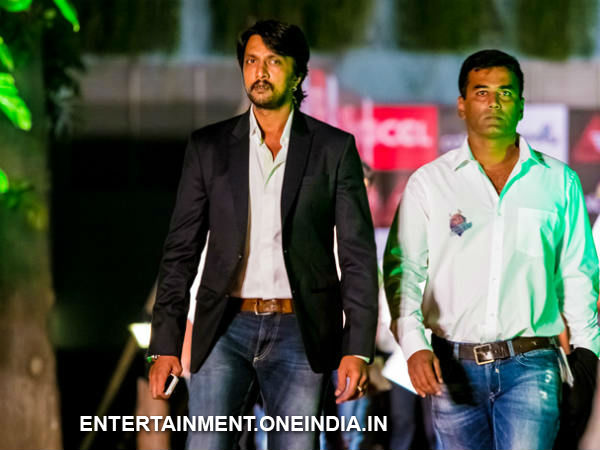 Sudeep At CCL 2014